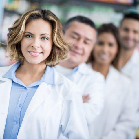 Consultant Pharmacists